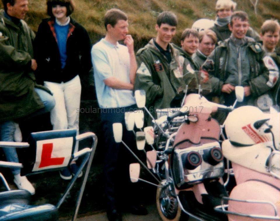 Scarborough CCI Mod Rally May 1987
