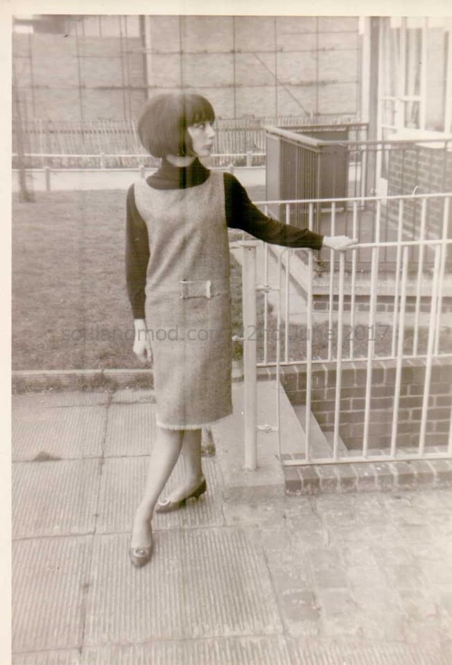 Gill Evans Catling - Original Mod 1964