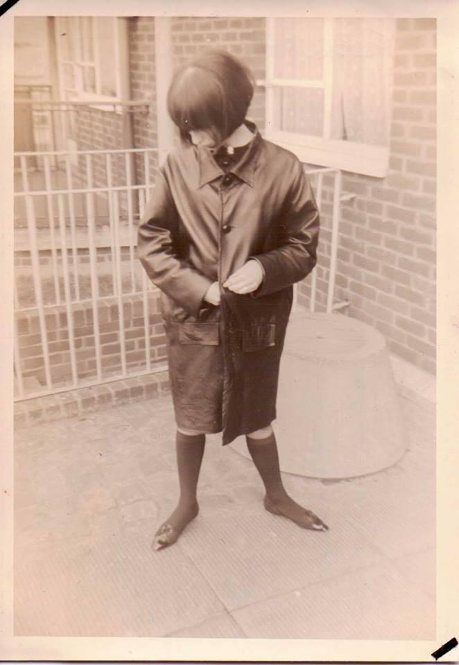 Gill Evans, original Mod girl, 1963