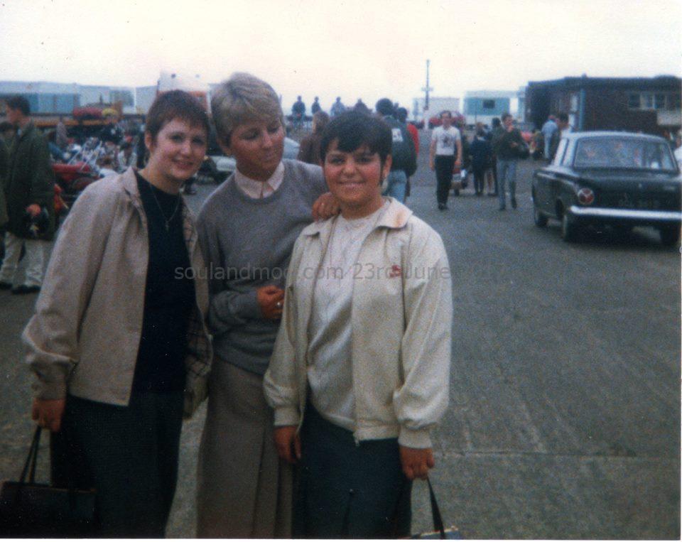 1980s Mod Girls