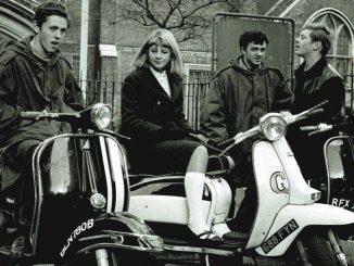 Mods 1960s