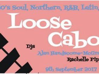 Loose Caboose 9/9/17 - DJs Rachelle Piper, Martin Jackson & Alan Handscome-McGrath
