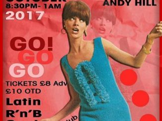 Chills & Fever 2 Hertford - DJs Sean Chapman, Dave Edwards & Andy Hill 14/10/17
