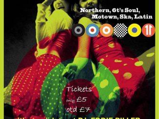 Green Onions - DJ Eddie Piller & Beers n Larfs Scooter Club Anniversary, Hertford, SG14 1AL - 60s R&B, Northern Soul, Latin Soul & Motown - 7/10/17