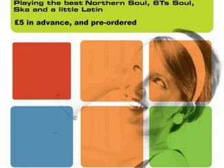 "Green Onions ""The Original"" Anniversary Night, Hertford, SG14 1AL - 60s Soul, Northern Soul, Latin Soul & Ska - 4/2/18"
