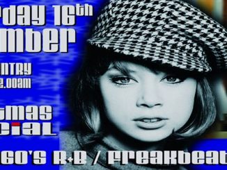 Downstairs at The White Rabbit AWOL Christmas Special, Leeds 16/12/17 - Mod, 60s R&B, Freakbeat & Ska