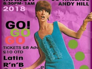 Chills & Fever - DJs Sean Chapman, Jo Wallace & Andy Hill, Hertford, SG14 1AL- Latin, Mod, 60s R&B, Ska - 03/10/2018
