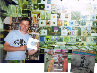 Inside RPM Records, Rotherham