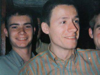 Soul / Latin / Ska DJ Alan Handscombe McGrath 1980s