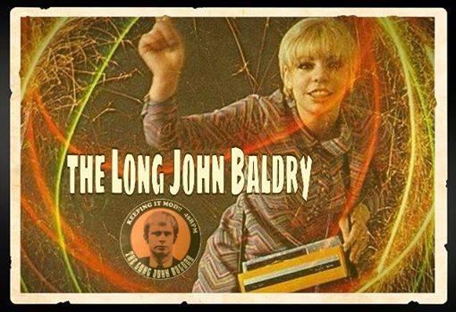 The Long John Baldry All Dayer, Southampton, SO15 2BN. Playing 60s R&B, Mod Beat, Popcorn. 31/03/18