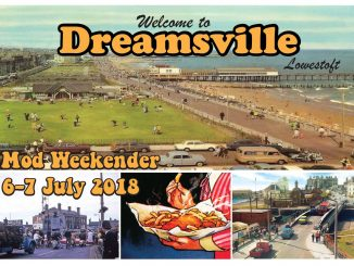 Dreamsville Mod Weekender July 2018 - Lowestoft, NR33 0BS. Playing Vintage / 60s R&B, 60s Soul, Latin Soul, Boogaloo, Mod Jazz - 06-07-2018