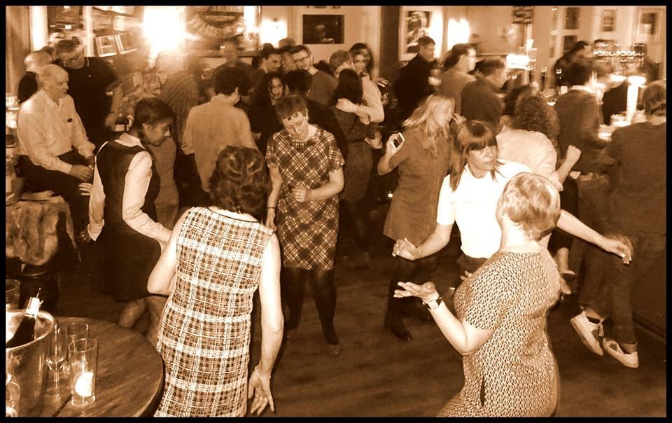 The Shakeup - DJs Jon Dabner, Rex Bendon & Clovis Taylor. 68 Clapham Manor Street, London SW4 6DZ. 60s R&B, Boogaloo & Mod Jazz 03/02/18