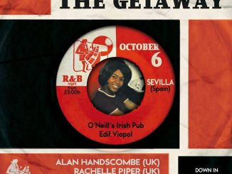 The Getaway Sevilla - DJs Gemma Valle, Jose Carlos Monge, Alan Handscombe & Rachelle Piper - Seville 41018. Playing 60s & Vintage, R&B, Mod Jazz, Tamla Motown & Blue Beat. 6/10/18