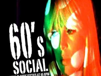 Recordsville 60's Social at The Kings - Congleton, CW12 1BN. Mod, 60s R&B, Northern Soul, Tamla Motown, Soul & Ska. 27/04/18