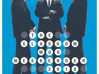 Glasgow Mod Weekender 2018 - DJs Mikey Collins, Paul Molloy, Davy Quinn, Bill Kealy, Tom Gillespie. Playing vintage / 50s & 60s R&B, 60s Soul, Mod Jazz, Latin Soul, Ska. 29/06/18-01/07/18