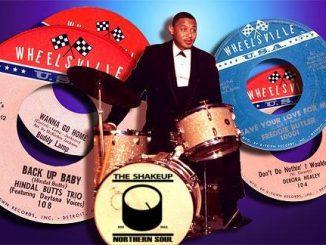The Shakeup - Guest DJ Mark Ellis - London SW4 6DZ. Northern Soul, 60s Soul, Motown Boogaloo & Mod Jazz. 28/04/18