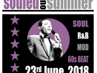 Souled Out Summer - Newport, Essex CB11 3TR. Playing 60s Soul, 60s R&B, Mod classics & 60s Beat. 23/06/18