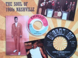 House Of Broken Hearts - The Soul Of 1960s Nashville - E. Mark-Windle