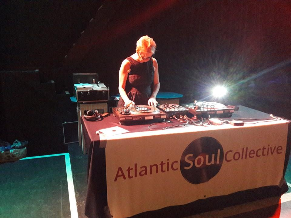 Northern Soul DJ Caroline Dann - Atlantic Soul Collective