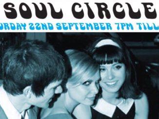 Soul Circle - DJs Bill Kealy, Glyn Preece, Dave Weir & Mark Taylor - Pontardawe, SA8 4ED - 60s R&B, 60s Soul, Bluebeat, Latin Soul & Northern Soul. 22/09/18