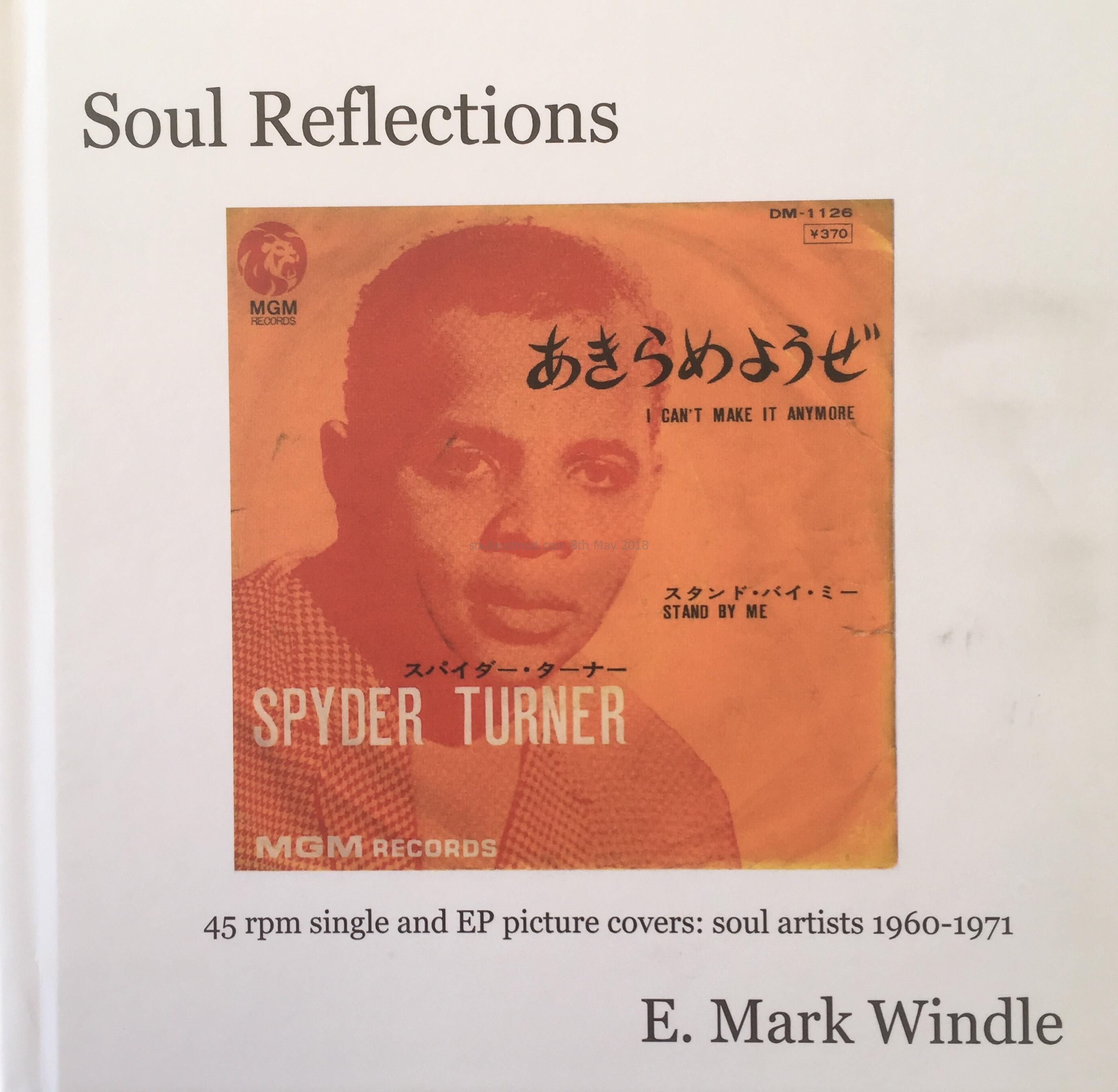 Soul Reflections - Soul Artists 1960-1971 - E. Mark Windle
