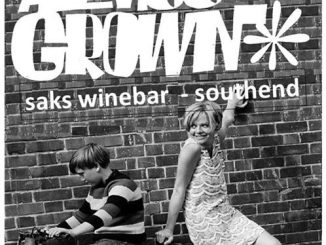 Almost Grown - DJs Robert Messer, Martin Morgan & Guest DJ Danny Peach - Southend-on-Sea, Essex SS1 1AB - Northern Soul, 60s R&B, Ska, Mod Jazz, Latin Soul - 20/10/18