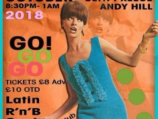 Chills & Fever - DJs Sean Chapman, Glyn Preece & Andy Hill. Hertford, SG14 1AL - Latin, Mod, 60s R&B, Ska - 13/10/2018
