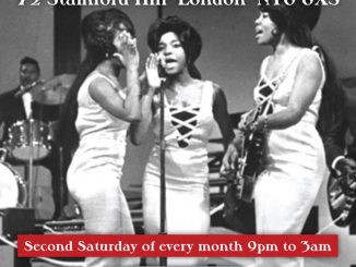 Steppin' Out - Guest DJs Guy Joseph, Curtis Taylor & Tom Hall, Mascara Bar, London N16 6XS - Northern Soul, Vintage / 60s R&B, 60s Soul, Tamla Motown, Mod Jazz, Boogaloo & Ska 10/11/18
