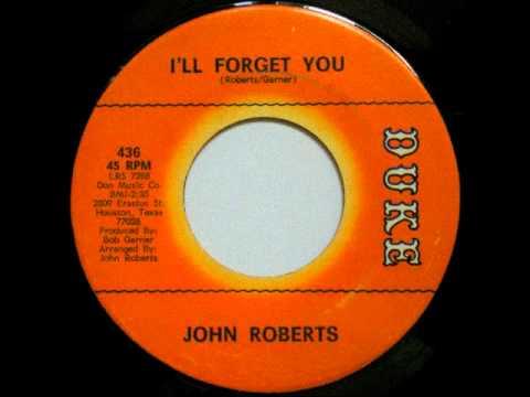 John Roberts - I'll Forget You - Duke