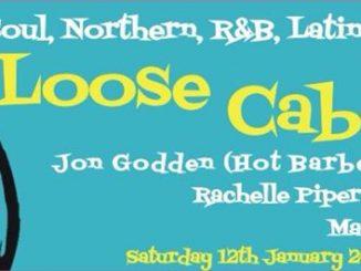 Loose Caboose - Lewes, BN7 1XS GB, DJs Rachelle Piper, Martin Jackson & Jon Godden. 60s Soul, Northern Soul, 60s R&B, Latin & Jazz - 12/01/19