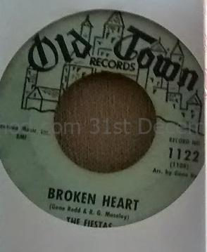 The Fiestas - Broken Heart