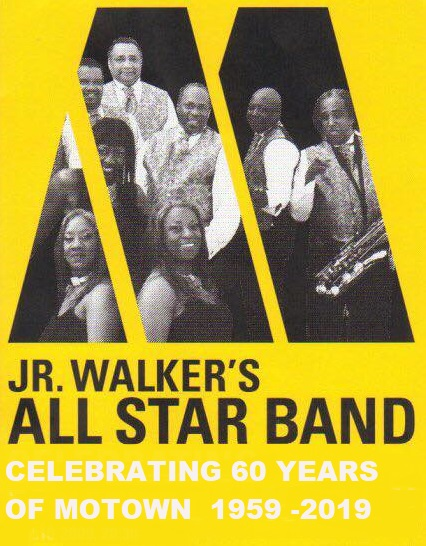 Jr. Walker's All Stars, Brudenell Social Club, 33 Queens Road, Leeds, West Yorkshire LS6 1NY. Motown, Soul. 5/6/19