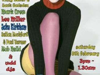Wang Dang Doodle Alldayer - The Exchange, Stoke-on-Trent, ST1 1HJ - DJs Glyn, Preece, Vinny Baker & Jack Gadsden, Mark Crew, Jake Kirkham, Julian Rochfort & Paul Turner, Lee Miller & Rob Neild. Playing vintage / 60s R&B, Latin Soul, 60s Soul, Boogaloo, Ska & Psyc. 09/02/19