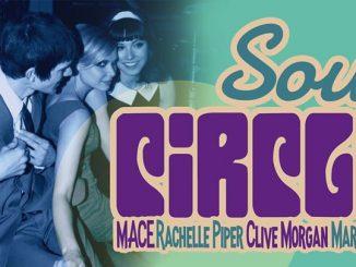 Soul Circle - DJs Mace, Rachelle Piper, Clive Morgan & Mark Taylor - Pontardawe, SA8 4ED - 60s R&B, 60s Soul, Bluebeat, Latin Soul & Northern Soul. 16/02/19