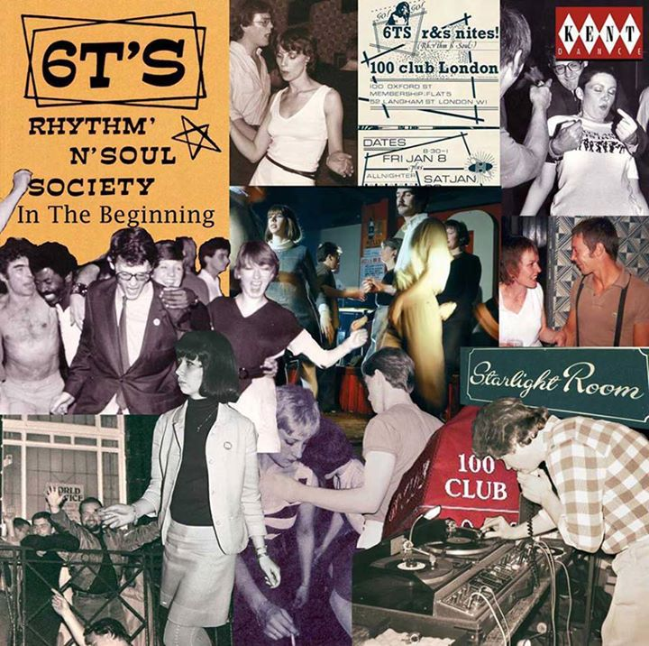 6TS 100 Club All-nighter February 2019 - DJs Butch, Keith Money, Joel Maslin, Ady Croasdell & Chris Dale. The 100 Club, London W1D 1LL. Playing Rare Soul, Northern Soul, 60s Soul. 23/02/19