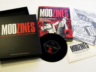 Modzines by Eddie Piller & Steve Rowland - Deluxe Edition