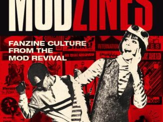 Modzines by Eddie Piller & Steve Rowland - Cover