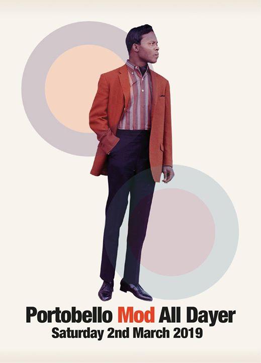 Friday Street Mod Alldayer - Portobello 2019 - DJs Mikey Collins, Paul Molloy, Andrew Melia & Lenny Toshack. Edinburgh EH15 2NP. Playing vintage / 50s & 60s R&B, 60s Soul, Mod Jazz, Latin Soul, Ska. 02/03/19