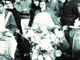 Mods: Two City Connection Book Launch - 1960's Mod scene in Leicester & Nottingham - DJ Mark D'Arcy. Leicester, LE1 1RD Playing 1960's Mod vinyl, Tamla Motown, 60s RnB & 60s Soul. 30/03/19.