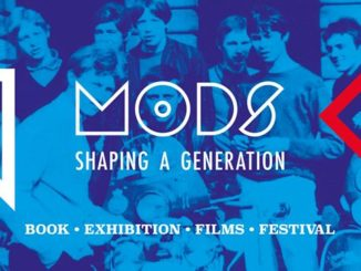 Mods: Shaping a Generation - 13/04/19 - Exhibition Opening Day - New Walk Museum & Art Gallery, Leicester LE1 7EA. 1960's Mod scene in Leicester & Nottingham & The Quadrophenia Experience with Roger K Burton & Alan Fletcher Q&A event.