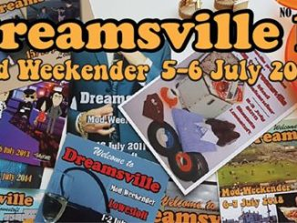 Dreamsville 10 - DJs Mace, Mark Thomas, Bill Kealy, Jon Drake, Andrea Mattioni, Dave Edwards & Lee Miller. Claremont Pier, Wellington Esplanade, Lowestoft, NR33 0BS. Playing Vintage R&B, 60s Soul, Latin Soul, Boogaloo, Mod Jazz, Northern Soul - 05-07-19 - 07/07/19