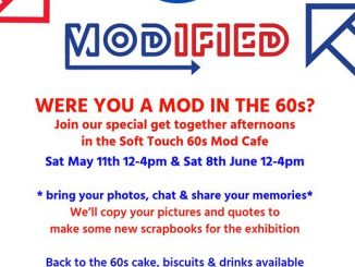 Mod Get Togethers, Soft Touch Arts, 50 New Walk, Leicester, United Kingdom Le1 6tf. 08-06-19