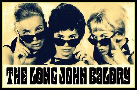 The Long John Baldry Alldayer - DJs Isb Lester, Tony Castle, Pat Murphy, Dean Read, Emilio Ortega, Carballo Des Parker, Paul Vipond, Andrea Mattioni, Alfie Linney, Mark Richards, Mike Warburton, Simon Preston, Barrie Hunter, Reuben Halstead & Kev Collins The Long John Baldry Alldayer. 60's Mod Beat, Garage,Funk, 60s / vintage RnB, 60s Soul, Mod Jazz & Popcorn - 17/08/19