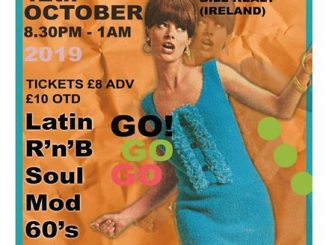 Chills & Fever - DJs Bill Kealy, Sean Chapman & Andy Hill. Hertford Corn Exchange, Hertford, SG14 1AL - Latin Soul, 60s Soul, Mod, 60s R&B, Boogaloo & Ska - 12/10/2019