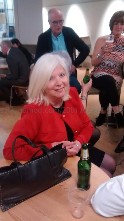 Mods Shaping A Generation Exhibition Leicester : Original 1960s Nottingham Mod Girl, Ann Barry