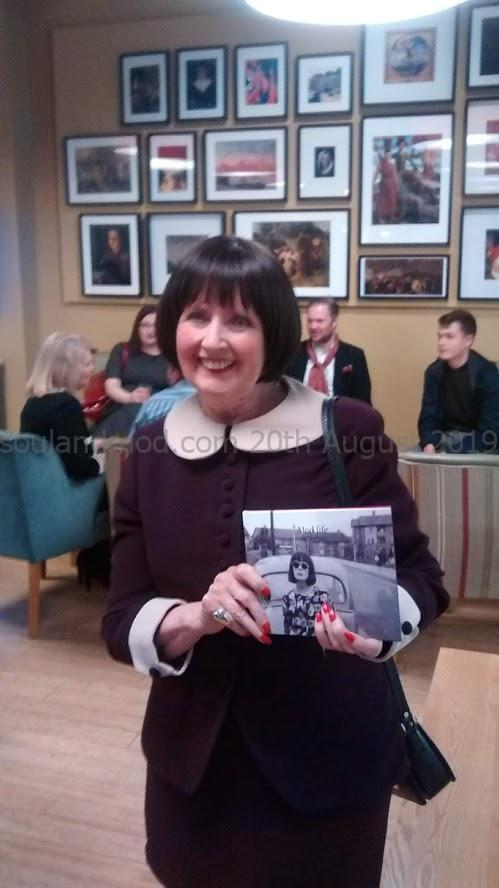 Mods Shaping A Generation Exhibition Leicester : Original 1960s Birmingham Mod Girl, Gill Evans Catling