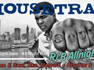 Mousetrap R&B Allnighter (Young Soul Rebels- Edition) - DJs Emma Noble & Sophie Corbine (Noble & Heath) & Vinny Baker, Charles Whitehouse & Jack Gadsden, Rob Bailey & Max Newman. London N4 2DD.Playing vintage RnB, Northern Soul, Ska, Reggae, Jazz & Boogaloo. 14/09/19
