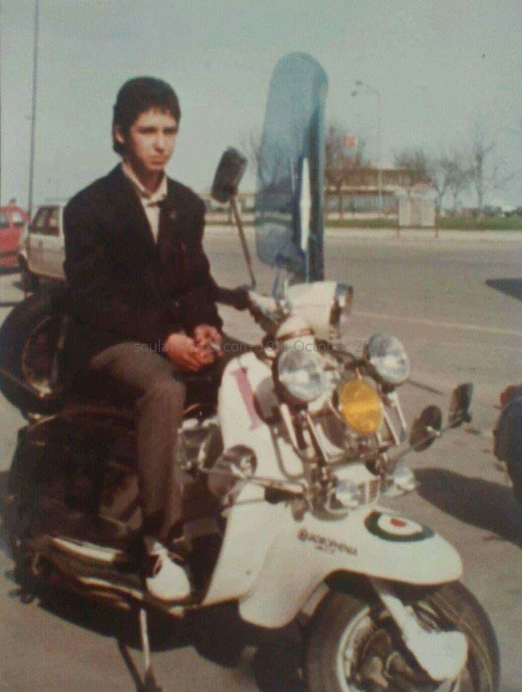 Andrea Mattioni - Rimini Mod - Italian Mod 1983