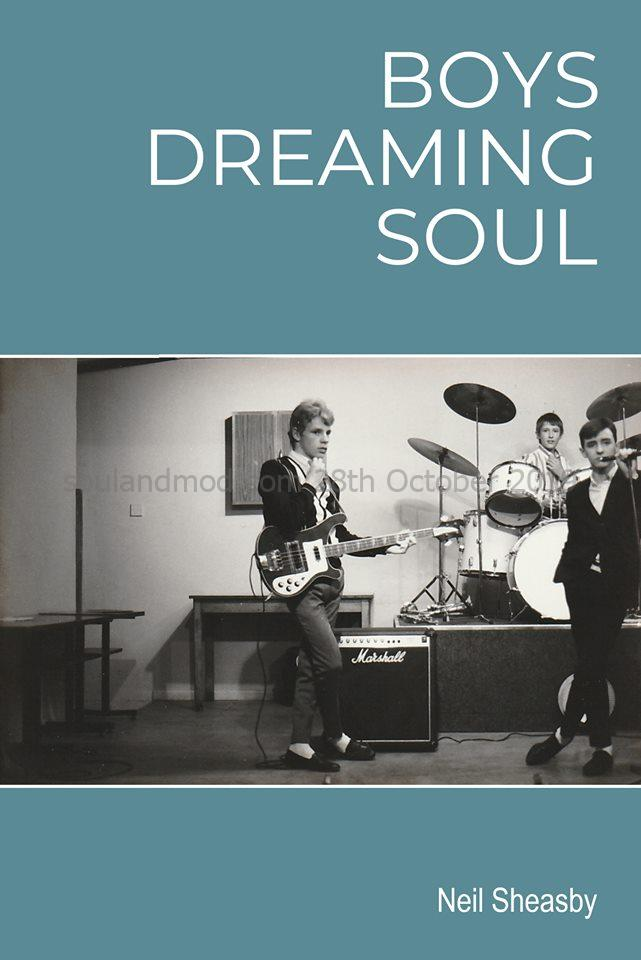 Boys Dreaming Soul - Neil Sheasby