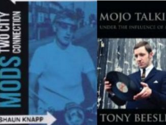 Mod Books & Mod Reading - Paul Smiler Anderson, Shaun Knapp, Tony Beesley & Claire Mahoney
